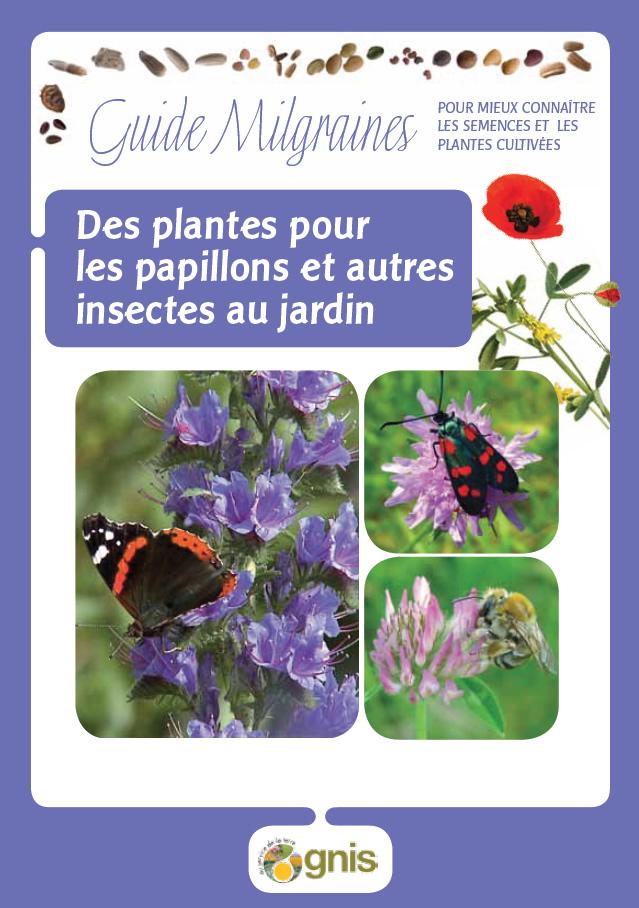 Semencemag des plantes pour les papillons et autres for Au jardin des plantes poem