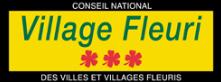 Logo Village fleuri